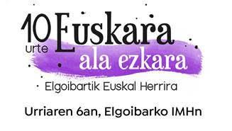 Euskal  Herriko  21  kulturgilek  parte  hartuko  dute  ´Euskara  ala  ezkara´  zikloan  Elgoibarren