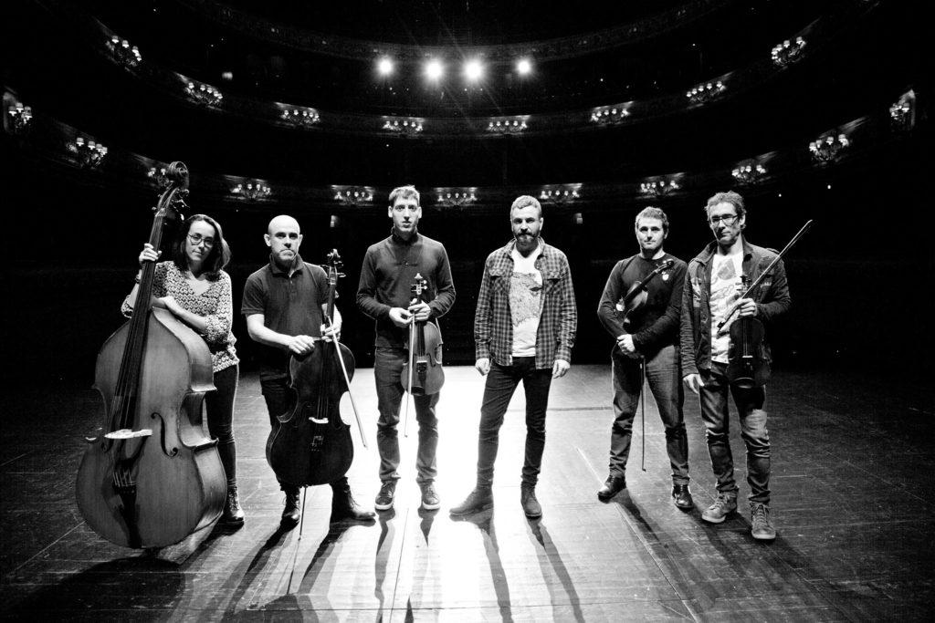Kaabestri  String  Ensemblerekin  arituko  da  Eñaut  Elorrieta
