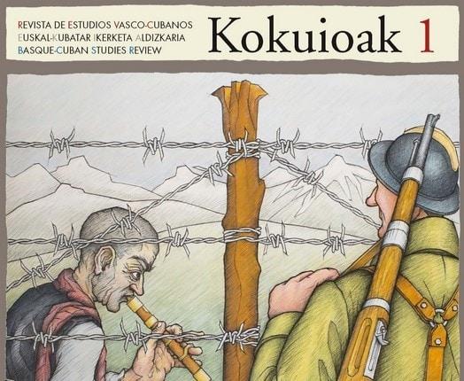 Joseba  Sarrionandiari  elkarrizketa:  Kokuioak,  euskal-kubatar  erlazioak  aztertzen  dituen  aldizkaria