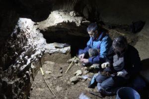 Behe  Paleolitoko  aztarna  arkeologikoak  aurkitu  dituzte  Praileaitzen