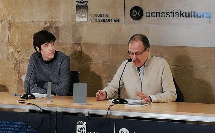 'Disoluzio  agiriak'  poema  liburua  plazaratu  du  Jose  Luis  Otamendik