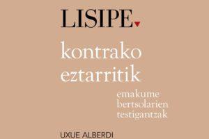 Uxue  Alberdik  'Kontrako  eztarritik'  saiakera  argitaratu  du