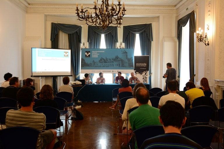 'Euskal  kulturari  so.  Bertsolaritzaren  artikulazioak'  ikastaroa  antolatu  dute  Donostian