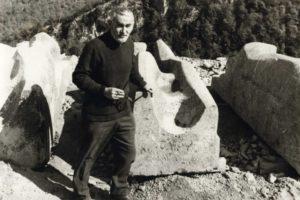 'Oteiza  eta  Arantzazuko  estatuaria,  1950-1969'  programa  aurkeztu  dute