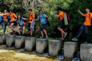 EuskarAbentura  2019  espedizioa  martxan  da