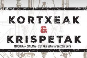 Gaur  abiatuko  da  Gasteizko  'Kortxeak  &  krispetak'  zikloa
