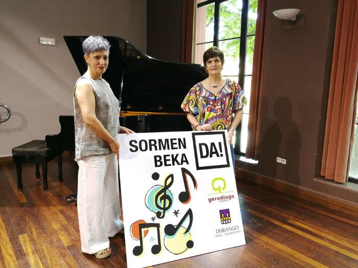 Musika  sarituko  du  bigarren  Sormen  Beka  Da-ren  deialdiak