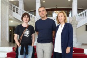 Poesia  Orduak  irailaren  9  eta  10ean,  Donostian