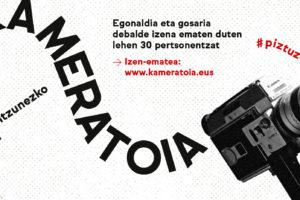 Kameratoia  rallya  urriaren  25etik  27ra,  Lekeition