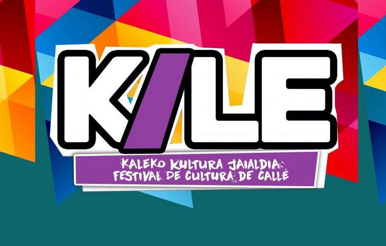 'K/LE'  kale  kultura  jaialdia  izango  da  Iruñean  asteburu  honetan