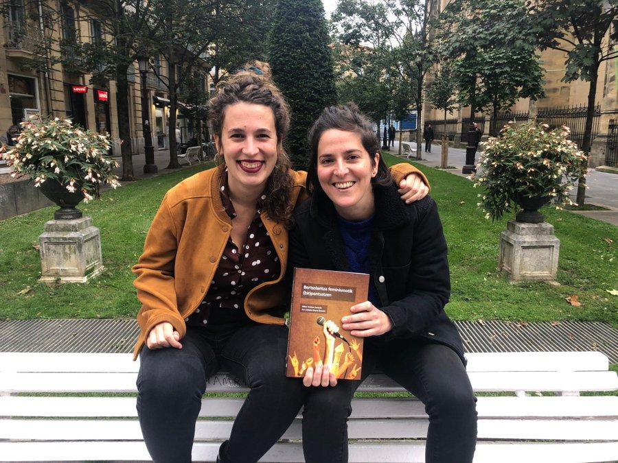 'Bertsolaritza  feminismotik  (bir)pentsatzen'  liburua  aurkeztu  du  UEUk