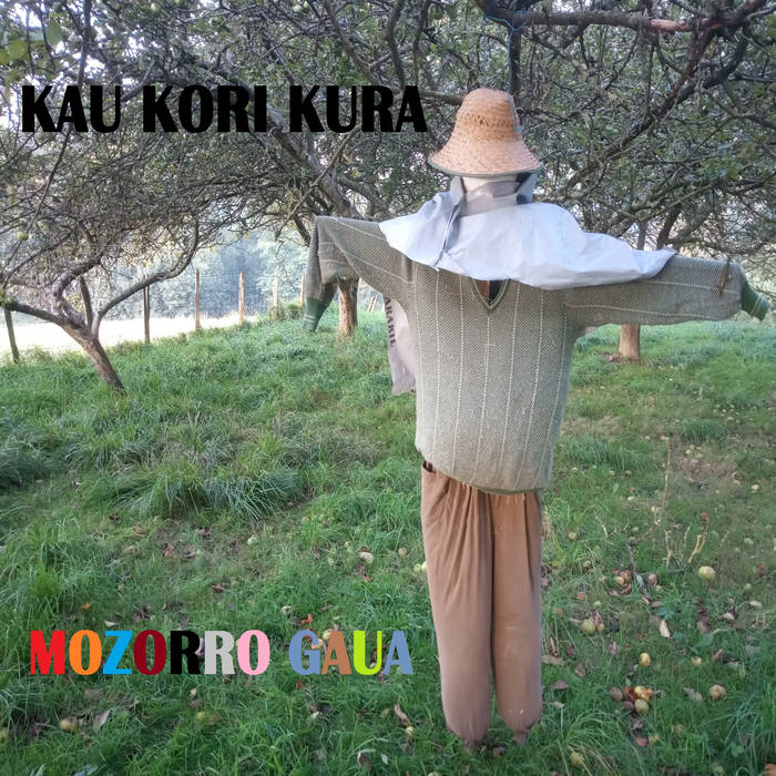 [BIDEOA]  'Mozorro  gaua'  diskoa  kaleratu  du  Kau  Kori  Kura  taldeak