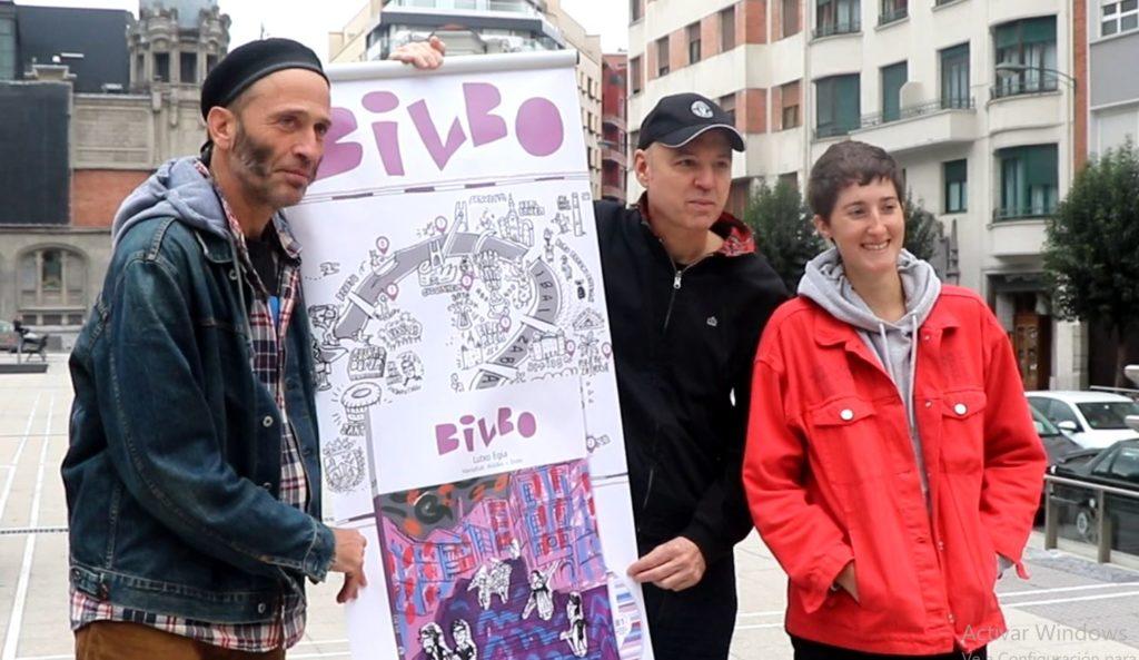 'Bilbo' izeneko gida liburua aurkeztu dute euskara ikasleentzako