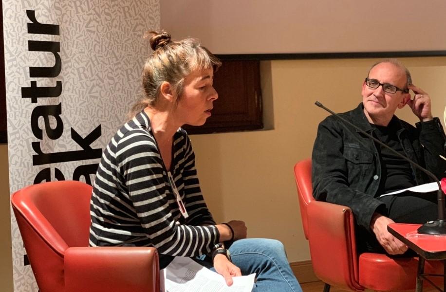 Idoia  Garzes  lasarte-oriarrak  irabazi  du  Augustin  Zubikarai  saria