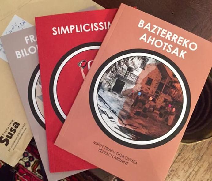 Euskal  antzerkiaz  ikuspegi  zabala  emateko  asmoz,  Ganbila  bilduma  sortu  dute