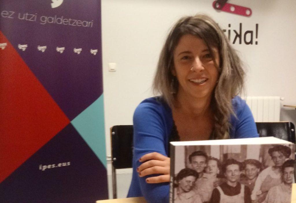 'Euskal  Langile  Andreak',  zapalkuntza  hirukoitza  azaleratzen  duen  liburua