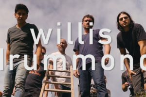 [BIDEOA]  'Zugzwang'  disko  berria  kaleratu  du  Willis  Drummond  taldeak