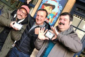 'Cafe  Bar  Bilbao'  Teatro  Laburreko  Sarien  17.  edizioa  martxan  da
