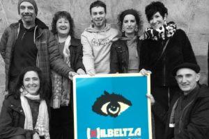 Baztango  Euskal  Nobela  Beltzaren  Astea  aurkeztu  dute