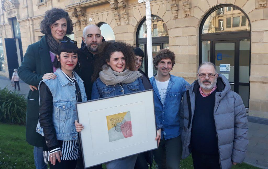 ATX  Teatroaren  '7ak  bat'  antzezlanak  irabazi  du  aurtengo  Donostia  Antzerki  Saria