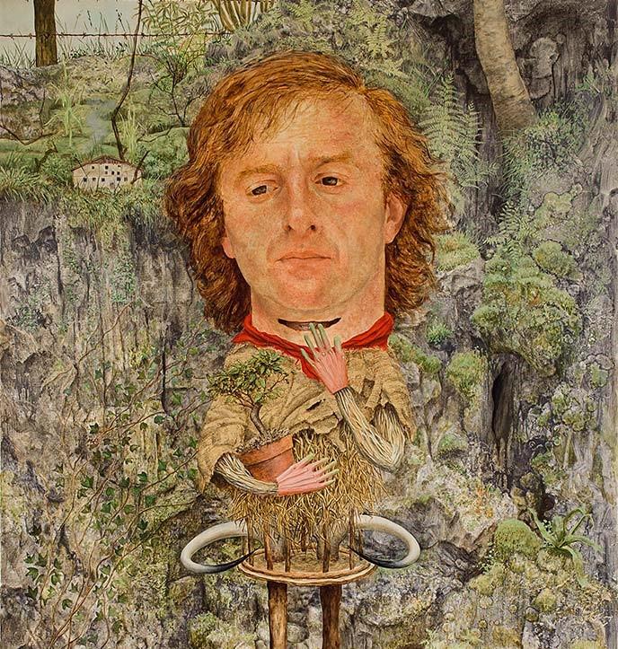 Vicente  Ameztoy  artistari  eskainitako  atzera  begirakoa  Bilboko  Arte  Ederren  museoan  ikusgai