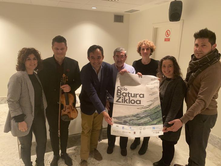 Batura  Zikloak  euskal  musika  klasikoa  nazioarteko  erreperterioarekin  uztartuko  du