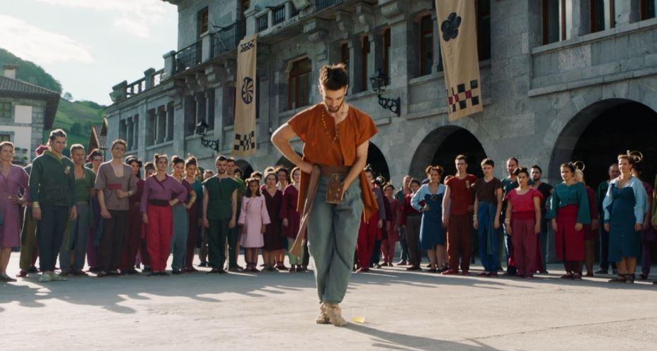 'Dantza',  'Mugaritz  BSO'  eta  'Los  pasos  dobles'  filmak  We  Are  One  zinemaldian