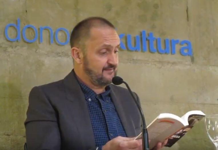 [Bideoa]  Juanjo  Olasagarrek  jasoko  du  Joseba  Jaka  Beka