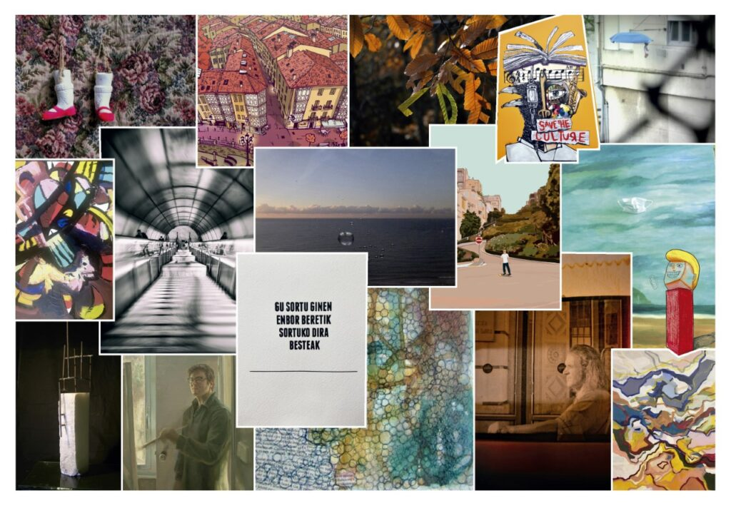 32  euskal  artisten  bizipenak  #ResiliART  erakusketa  birtualean