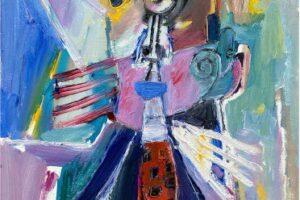 Jose  Luis  Zumetaren  azken  erakusketa  Ziburuko  Arte  Bideak  galerian  ikusgai