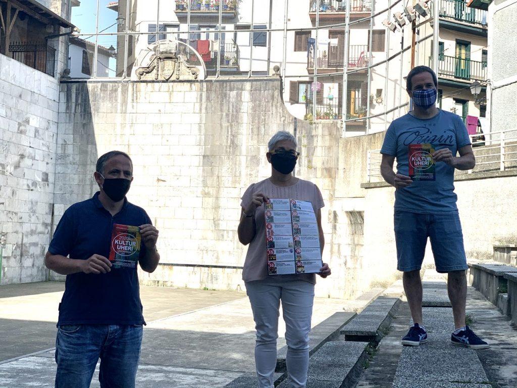 Udarako  'Kultur  Uheri'  ekimena  antolatu  dute  Ondarroan