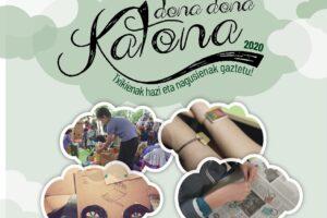 Dona  Dona  Katona  Zikloa  bueltan  da  Gasteizen