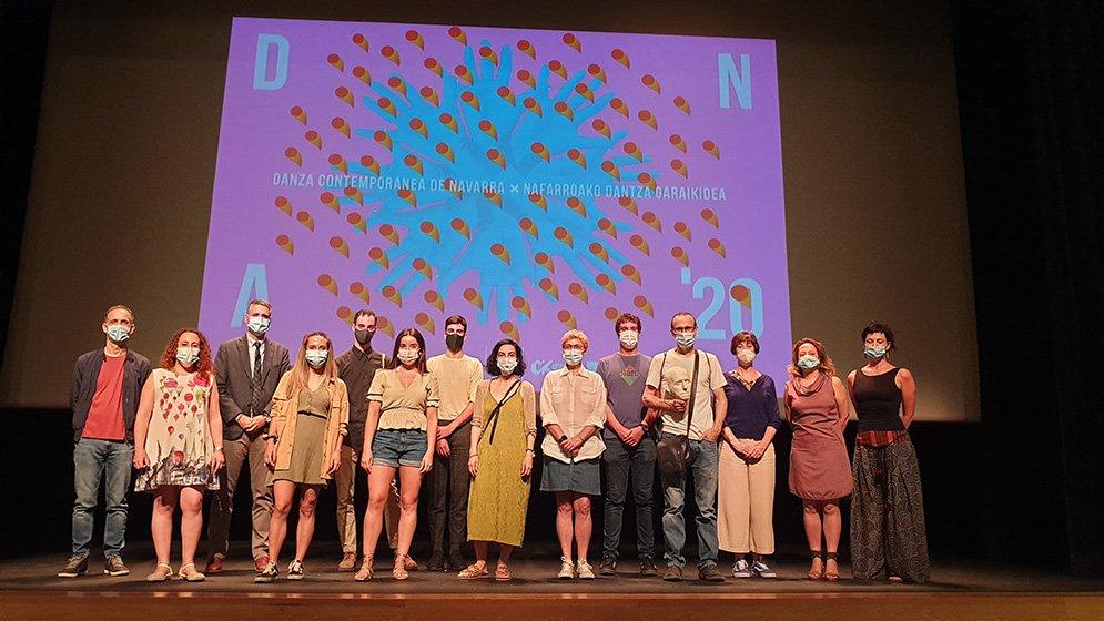Bederatzi  dantza  konpainia  ariko  dira  Nafarroako  DNA  2020  programan