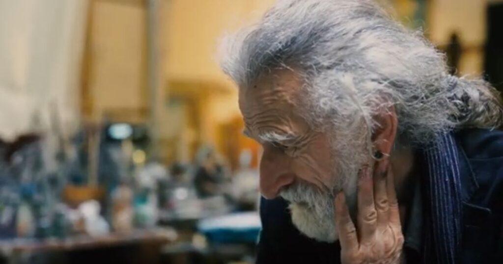 [BIDEOA]  Juan  Luis  Goenaga  margolariaren  ibilbidea  128  artelanen  bidez