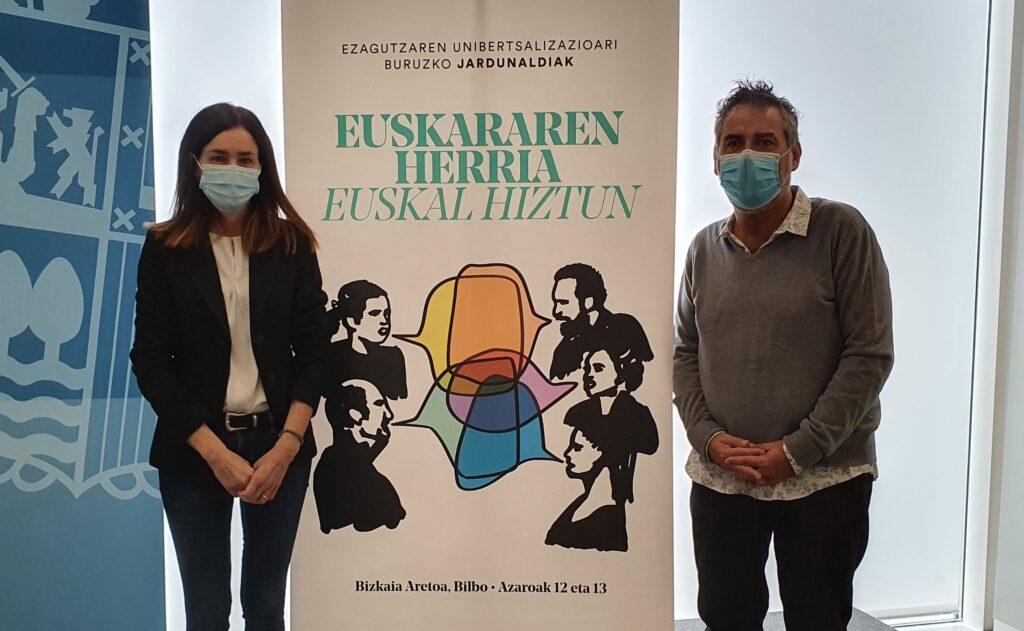 'Euskararen  Herria  Euskal  Hiztun'  jardunaldiak  online  izango  dira