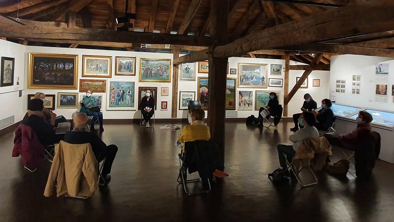 Gernikako  Euskal  Herria  Museoak  'Literatura  eta  ondarea'  programa  abiatuko  du  ostegunean