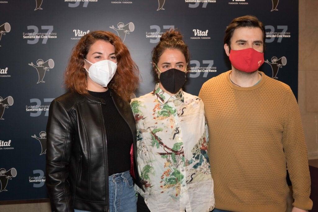 Patricia  Lopez  Arnaiz  aktoreak  irabazi  du  Euskal  Zinemaren  37.  Asteko  'Gutako  bat'  saria