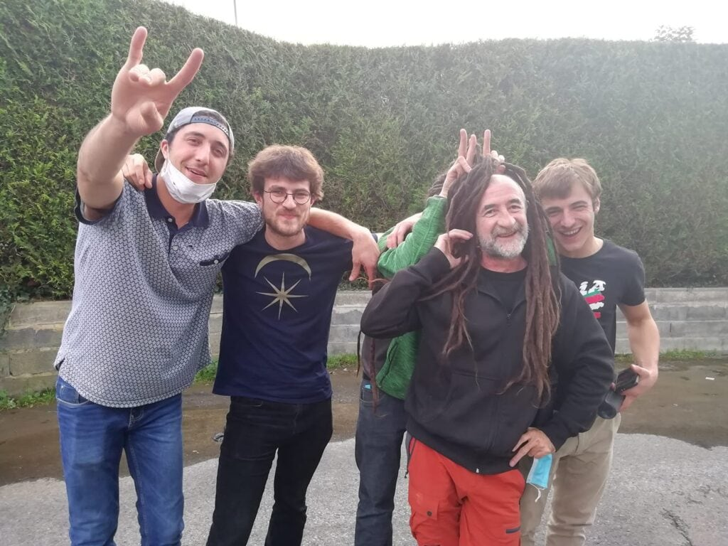 Xiberoots  taldeak  'Baga  Biga  Boga'  kantua  sortu  du  Herri  Urrats  2021  festarako