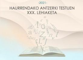 Iruñeko  Haurrentzako  Antzerki  Testuen  XXX.  Lehiaketa  abian
