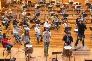 Euskadiko  Orkestrak  eta  Kalakanek  euskal  musika  tradizionala  bildu  eta  zabalduko  duen  proiektua  abiatu  dute