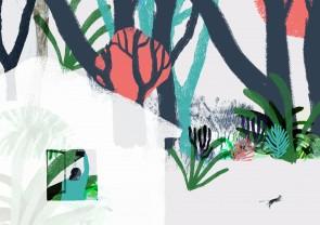 'Leihoak  zabalik'  erakusketa  paratu  dute  Donostiako  Okendo  Kultur  Etxean