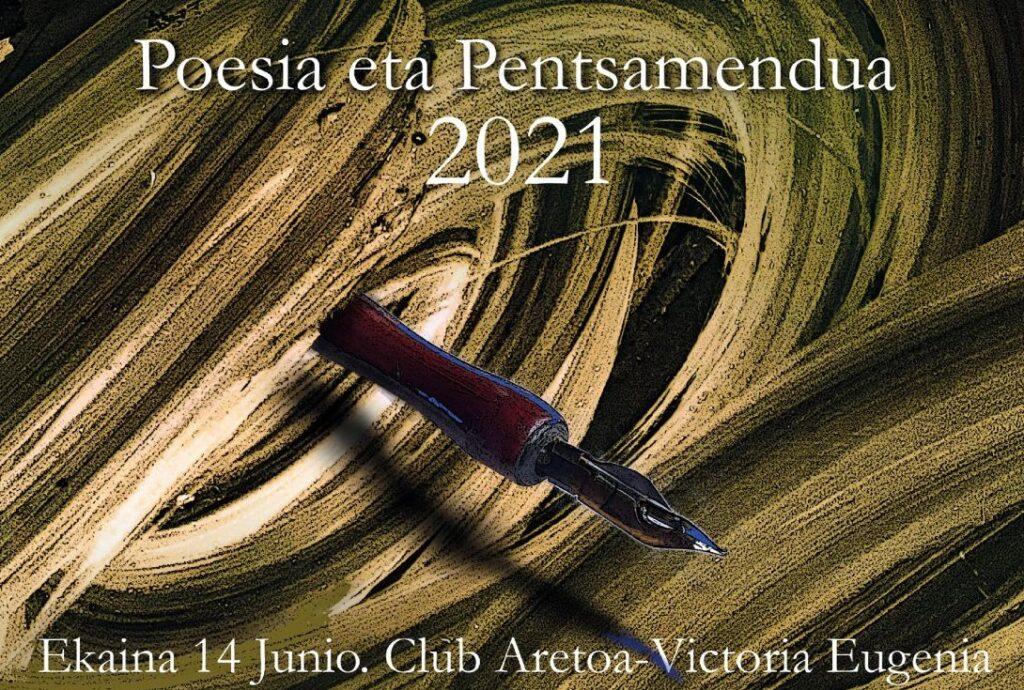'Poesia  eta  Pentsamendua'  jardunaldiak  egingo  dituzte  ekainaren  14an  eta  17an,  Donostian