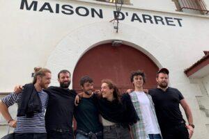 Euskal  kulturari  buruzko  sentsibilizazio  tailerrak  Baionako  presondegian