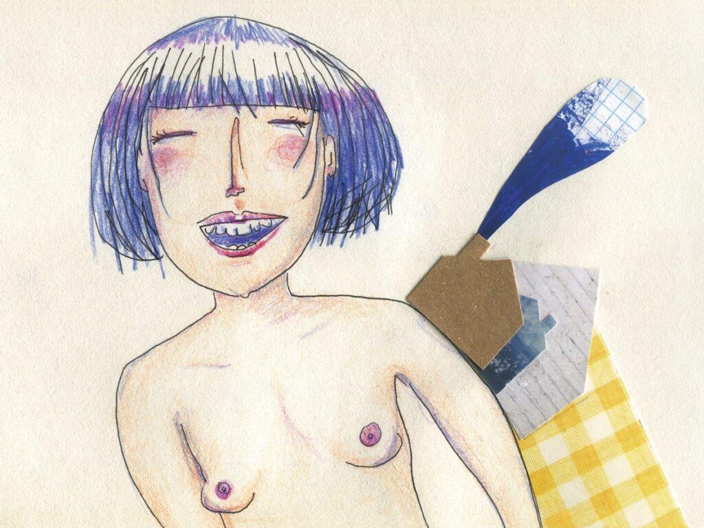 Ana Ibañez ilustratzaile iruñarraren erakusketa Donostian ikusgai
