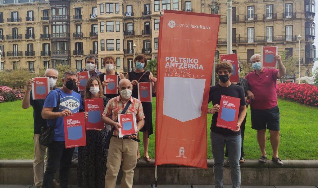 Irailaren  24tik  urriaren  10era  egingo  da  30.  Poltsiko  Antzerkia  Jaialdia,  Donostian