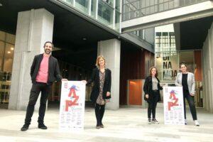 Lau estreinaldi Azpeitiko Euskal Antzerki Topaketetan
