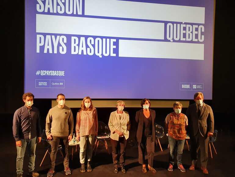 Quebecek Euskal literaturari leihoa irekiko dio